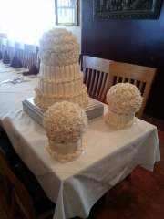 rose-ball-wedding-cake-cream